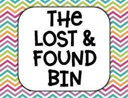 Elementary LOST and FOUND