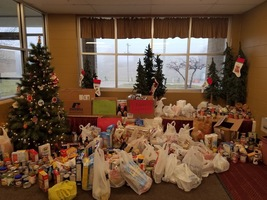 Elementary Lord's Cupboard Food Drive