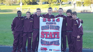 Cross Country State Qualifiers
