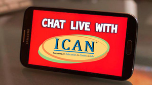 ICAN on Facebook Live